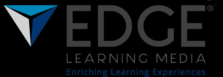 EDGE Learning Media Logo